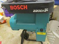 Garden shredder Bosch AXT 2200HP