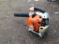 Stihl BG86C Petrol Leaf Blower For Parts/repair Will post