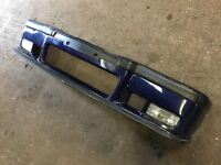 Genuine BMW E36 M3 Evo Front Bumper in Montreal Blue M Tech 328i