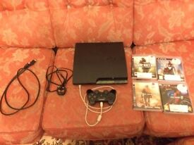 PS3 Slim Bundle 120GB | Great Condition | VERY CHEAP!