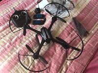 Propel spyder xl quad copter drone