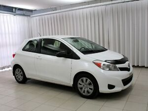 2012 Toyota Yaris AUTOMATIC 5DR HATCH - LOW LOW KM'S AND DEALER
