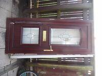 upvc front door £40