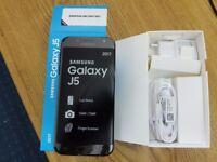 NEW Samsung J5 2017 SM-J530F/DS 5.2 16GB 4G 13MP UNLOCK SMARTPHONE