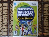 Nintedo Wii 'Guinness World Records-The Video Game'