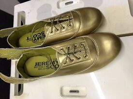 ADIDAS JEREMY SCOTT GOLD WINGS LIMITED EDITION UK5 US6.5