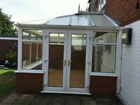Upvc conservatory ( professionally dismantled)+ MORE CONSERVATORIES!!!