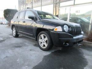 2007 Jeep Compass SPORT SUV W/ ALLOYS