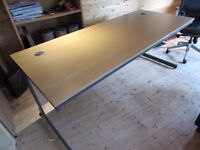 Large Office Desk. Excellent condition. Available for immediate pick up!