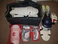 Men's Cricket Equipment Set