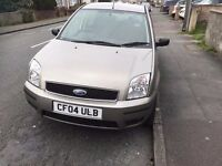 2004 Ford Fusion 5dr 10 months Moted ready to go only 799