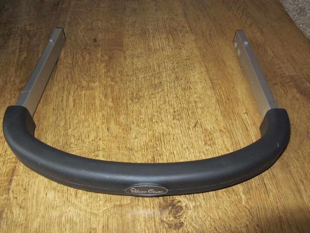 Silver Cross Sleepover BUMPER BAR ***can post**