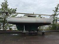 Boat project Albin Vega 28