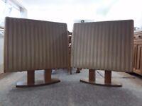 Pair Quad 57 Electrostatic Speakers
