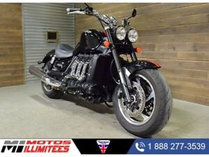 2014 Triumph Rocket III Roadster