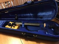 Ashton, 3/4 size Violin in blue. Really good condition. Pick up only. £90 ono.