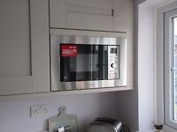 Caple: CM120 Microwave with Grill (Built-in)