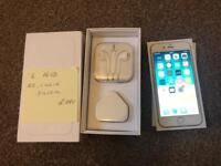 iPhone 6 16GB, EE, virgin. Silver, very good condition, full working.