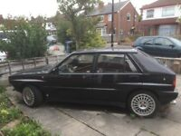 Lancia integrale spares or repair