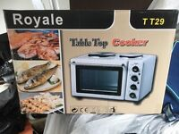 Brand new tale top cooker