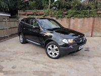 BMW X3 3.0 i Sport 5dr 2004 (04 reg), SUV