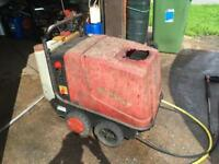 Ehrle hd623 hot and cold pressure washer steam cleaner