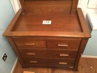 Mamas & Papas Ocean Chest of Drawers/Changer