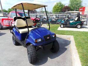 2010 club car Precedent PHANTOM EDITION GOLF CART  48Volt Belleville Belleville Area image 4