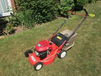 Self-Drive Lawn Mower