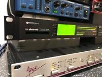 TC Electronic Finalizer 96 K - Studio mastering unit.