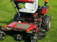 Kawaski convertable zero turn mower 2012 plate 724 cc
