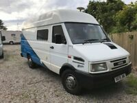 1999 Iveco Turbo Daily Campervan