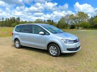 Volkswagen Sharan 2013 (63) Perfect Condition