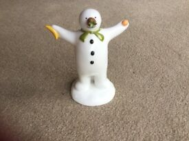 Coalport. The Snowman, the Wrong Nose