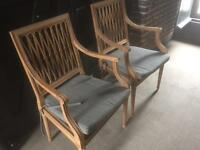 French Chairs 2x