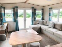 Brand new static caravan for sale including all fees in Skegness/Ingoldmells/Mablethorpe/low fees