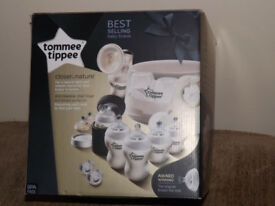 Tommee Tippee Bottle Set
