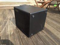 Bergantino CN112 Bass Cab with padded cover
