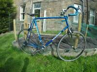 Holdsworth Road bike, 24inch frame