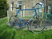 Holdsworth Road bike, 24inch frame