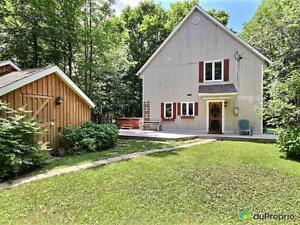 267 000$ - Maison 2 étages à vendre à Bromont