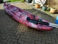Sit on Kayak 2 + 1