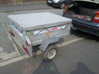 erde tipping trailer