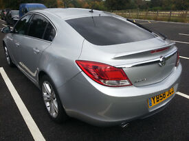 Vauxhall Insignia with 49k miles