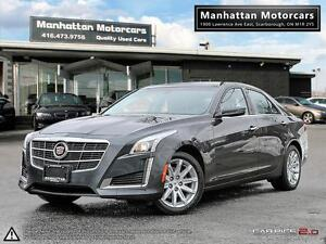 2014 CADILLAC CTS 4 AWD LUXURY  1OWNER R.STARTER PHONE NO ACCIDE