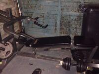 bodymax leverage bench