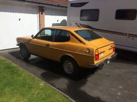 Fiat 128 sports coupe