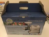 MATSTONE 6 IN 1 MASTICATING JUICER for sale