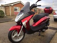 Direct bike 125cc 65 Plate