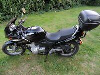 1999 Honda cb500s